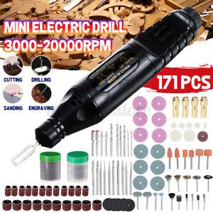 100-240V Mini Electric Rotary Grinder Pen Drill Polishing Machine Diamond Too