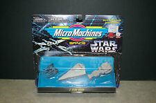 NEW 1995 GALOOB STAR WARS MICRO MACHINES SPACE 'SERIES 1' MODEL #65860