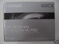 NEW TAMRON 28-300mm F3.5-6.3 Di VC PZD (A010) Canon (28-300 mm F/3.5-6.3)*Offer