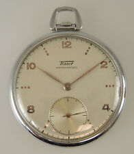 Vintage Tissot pocket watch c1935