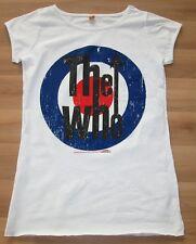 Amplified officiel The qui motif Cible 68' ème rock star vintage design