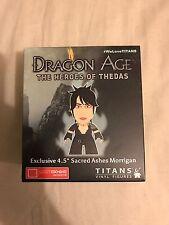 Loot Crate Dragon Age gli eroi del thedas 4.5 Sacre Ceneri MORRIGAN TITAN Vinile