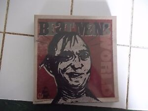 BEAT MAN WORLD SQUOODGE RECORDS COFFRET RARE SINGLE BOXED SET