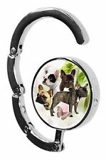French Bulldog Frenchie Table Bag Handbag Purse Hanger Hook-4 by paws2print