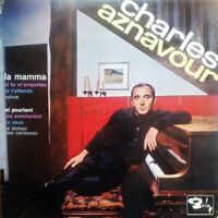 "Charles Aznavour - La Mamma (10"", Album, Mono) (Very Good Plus (VG+))  - 4034932"