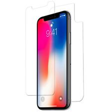 [4-PACK] Clear FULL BODY Screen Protector Guard Shield For Apple iPhone X (2017)