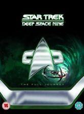 Star Trek Deep Space Nine Seasons 1 to 7 Complete BOXSET UK DVD