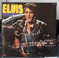 LP Elvis Presley - Memphis Tennessee - RCA Victor - PL42734 - FR 1978  EX- / NM