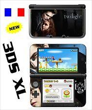SKIN STICKER AUTOCOLLANT DECO POUR NINTENDO 3DS XL - 3DSXL REF 46 TWILIGHT