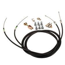 Wilwood 330-9371 Emergency Brake Cable Kit Floor Mount Parking Disc Drum