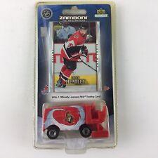DANY HEATLEY OTTAWA SENATORS NHL 2007 Upper Deck Diecast ZAMBONI w/ Card