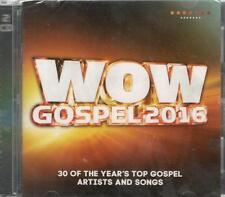 Wow Gospel 2016, 30 Of the Year's Top Gospel Songs & Artists; 2 Disc, 30 Trk CD