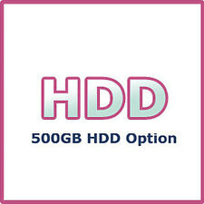 500GB HDD Hard Disk Drive for CD DVD Duplicator