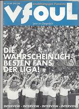 """"""" VfouL """" Nr. 21, VFL BOCHUM  Fan - Zine, Jahr 1999, 32 Seiten"""