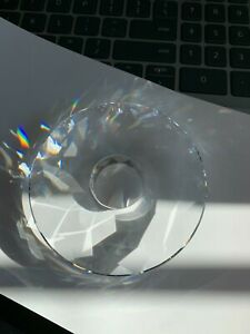 Swarovski Crystal Chandelier Parts 8950 NR 802 090 Logo, New, Bobeche