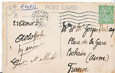 Genealogy Postcard - Family History - Dubray - Bohain - France   U2466