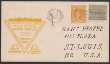 "GUATEMALA, 1933. First Voyage ""Santa Paula"" . St. Louis"