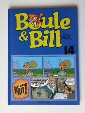 BOULE ET BILL T 14 / ROBA / BD RE 2002 / DUPUIS / UNE VIE DE CHIEN / TBE