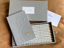 Christian Dior Pencil + Small Notebook New in Box VIP Gift Collectible Item