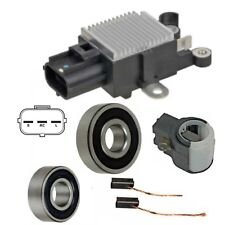 Alternator Rebuild Kit 2005-2008 Land Rover LR3 4.0 Regulator, Brushes, Bearings