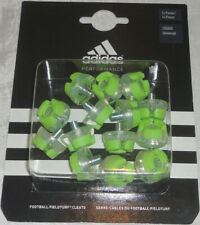 Adidas Performance Football FieldTurf Cleats Replacement Studs 14 Pcs Universal