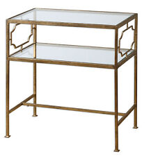 Uttermost 24335 Genell Side Table