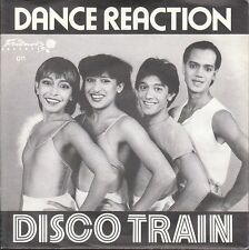 13192  DANCE REACTION  DISCO TRAIN