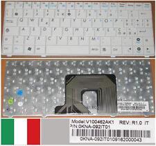 Clavier Qwerty Italien ASUS EeePc EPC EPC 900HA 900 HA V100462AK1 0KNA-092IT01
