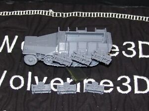 Flames Of War German 234//1 Armored Car 1//100 15mm FREE SHIPPING
