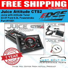 Edge Juice W/ Attitude CTS2 Tuner 2003-2007 Ford 6.0L F250 F350 Excursion 11501