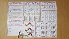 Year 1 KS1 Learning Bundle 2 - Literacy/numeracy/shapes/addition/money/teaching