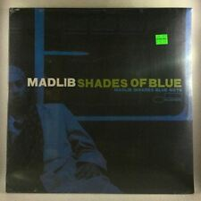 Madlib - Shades of Blue 2LP NEW Madlib Invades Blue Note