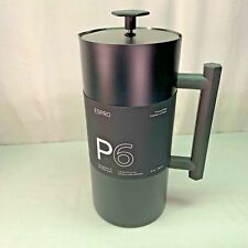 Espro 2132C2 P6 French Press, 32oz, Black *or* Stainless Steel
