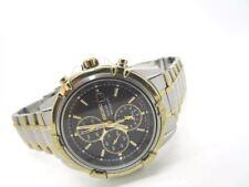 Seiko Men's Alarm Chronograph Solar Powered Watch  SSC142P1   (67B)
