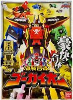 Power Rangers Bandai GOKAIGER DX GOKAIOH GOKAI-OH Super Megaforce Megazord MISB
