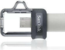 16GB 32GB 64GB SanDisk USB 3.0 ULTRA DUAL Flash Memory Drive PC Laptop Android