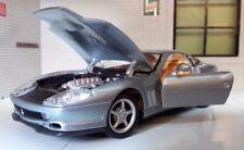 Véhicules miniatures argenté pour Ferrari 1:24