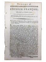 Corse 1791 Vaucluse L'isle sur la Sorgue Viviers Ardèche Vaison Jalès Trappe