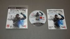 Red Faction Armageddon (Sony PlayStation 3)