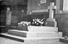 Carte MALESTROIT Tombe de Mère Yvonne Aimée de Jésus