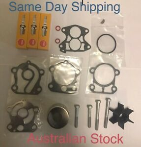 Outboard Service Kit Suit Yamaha 75 80 85 90 HP 3 Cylinder 1984 - 2015