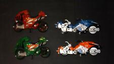 2006 Power Rangers Operation Overdrive Bandai Jungle Fury Motorcycles
