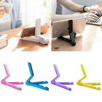 6Colors Universal Phone PC Stand Bracket Mount Foldable Table Desk Tablet Holder