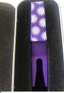 NWT SCOTTY CAMERON GALLERY Large Daisies Clip Pivot Tool Purple w Case Golf 2021