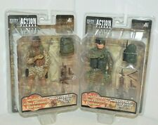 U PICK Elite FORCE Military ACTION Figure US Army Ranger or MARINE Recon SOLDIER