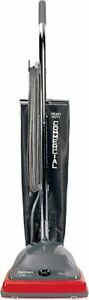 Sanitaire SC679J Commercial Shake Out Bag Upright Vacuum Cleaner with 5Amp Motor