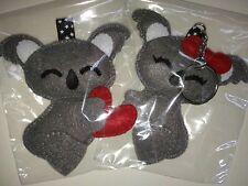 Koala keychain for couple, P150/set