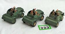 Britains Deetail Daimler Diecast Tanks & Military Vehicles