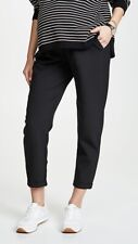 Hatch Maternity Women's THE RELAXED TROUSER Black Size 2 (M/8-10) NEW