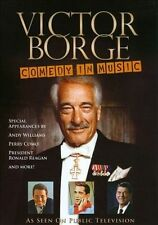 USED (VG) Victor Borge: Comedy in Music (2012) (DVD)